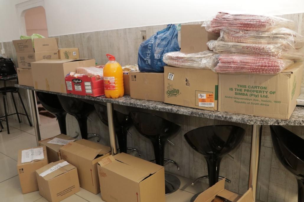 JEQ Outreach Programme 2: Manenberg Safe house
