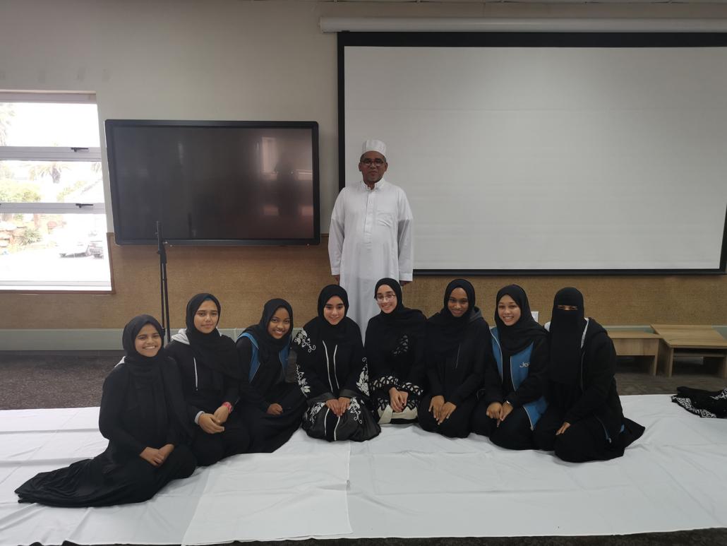 JEQ - Hamdulay Sisters Tamat